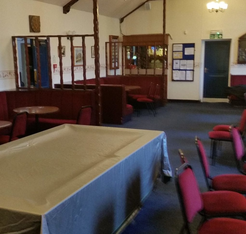 members lounge Lodge Inchinnan
