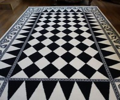 masonic carpet